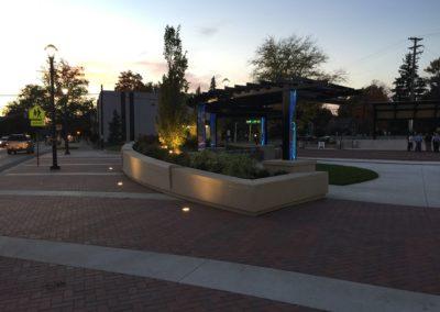 ISU Dede Plaza